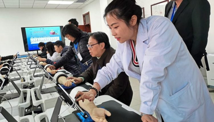 Technology meets tradition to boost treatment