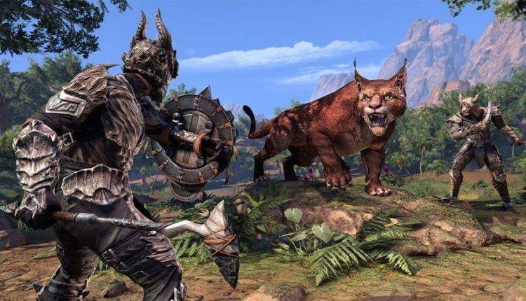 The Elder Scrolls Online Studio Hires Mass Effect Dev