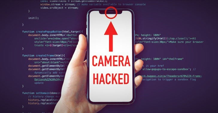 Visiting A Site Could Have Hacked Your iPhone or MacBook Camera