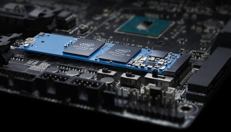 Intel Working on 144 Layer QLC NAND, PCIe 4.0 for Optane