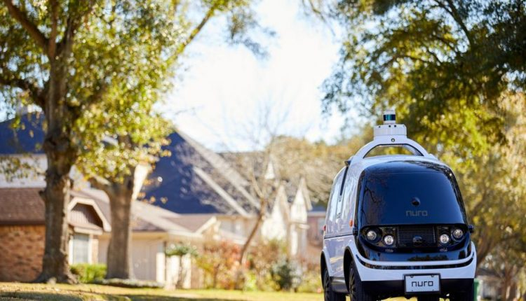Nuro's driverless delivery robots will transport medicine in Texas