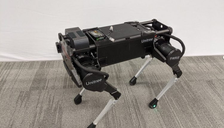 A system to reproduce different animal locomotion skills in robots