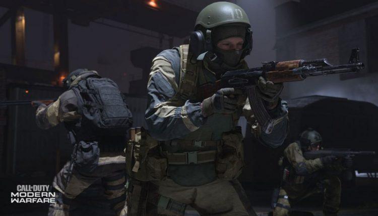 Call of Duty: Modern Warfare is still the best-selling title of 2020