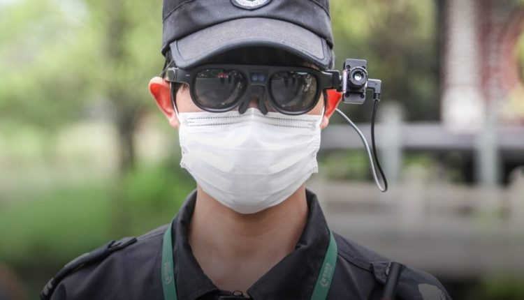 Chinese start-up develops temperature measuring smart glasses