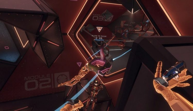 Echo Arena open beta launches May 5 on Oculus Quest