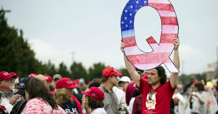Facebook removes accounts linked to QAnon far-right conspiracy theory