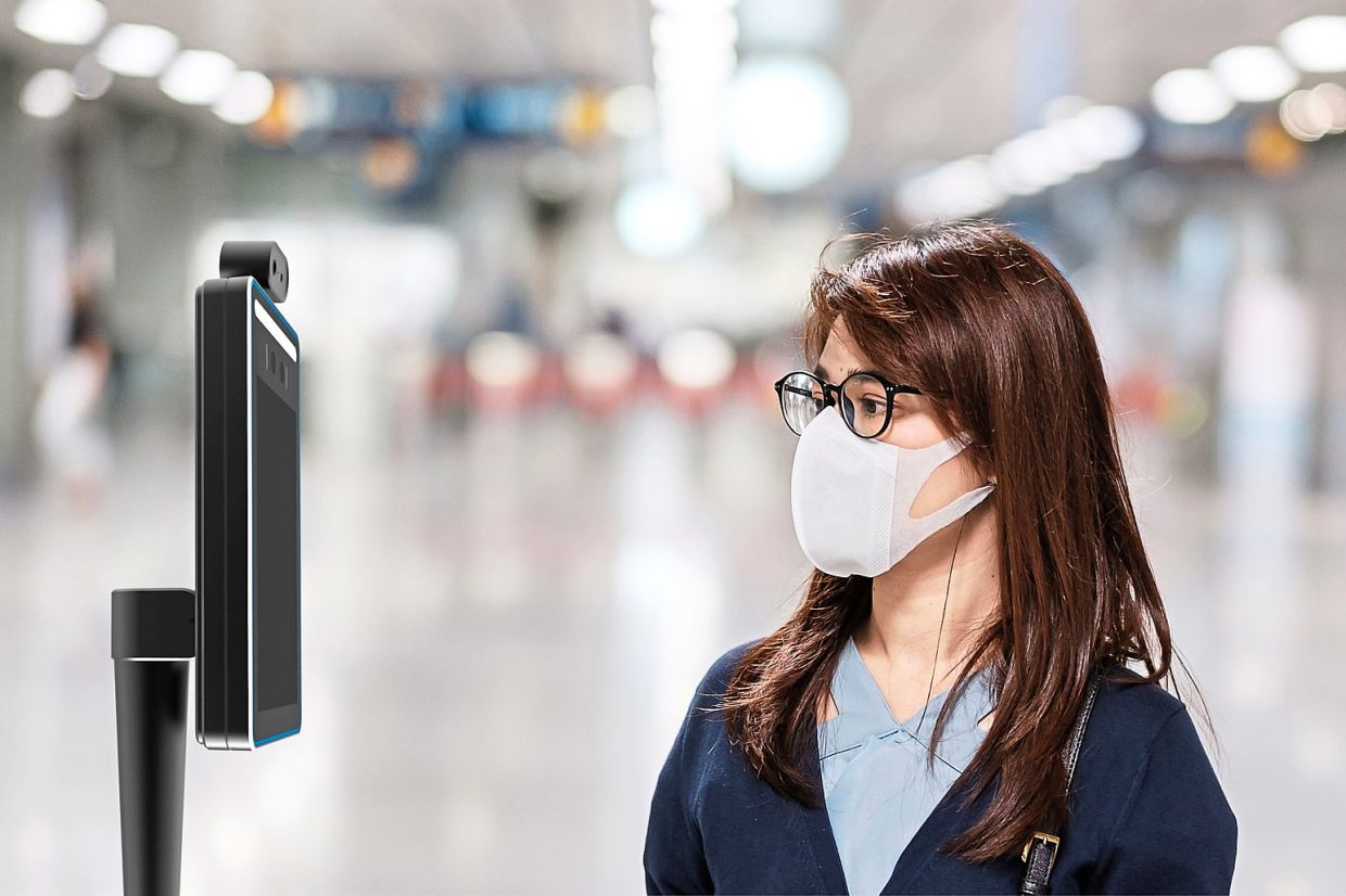 KipleLive provides for thermal scanning, facial ID with masks on, visitor registration to assist with contact tracing, and software to manage employee rosters, schedule disinfection activities and supplement communication needs.