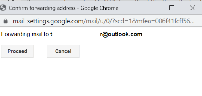 Forward Gmail Outlook Mte Gmail To Outlook 7
