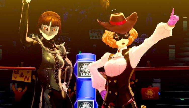 Persona 5 Royal Dataminer Finds Unused Bad Ending Scene