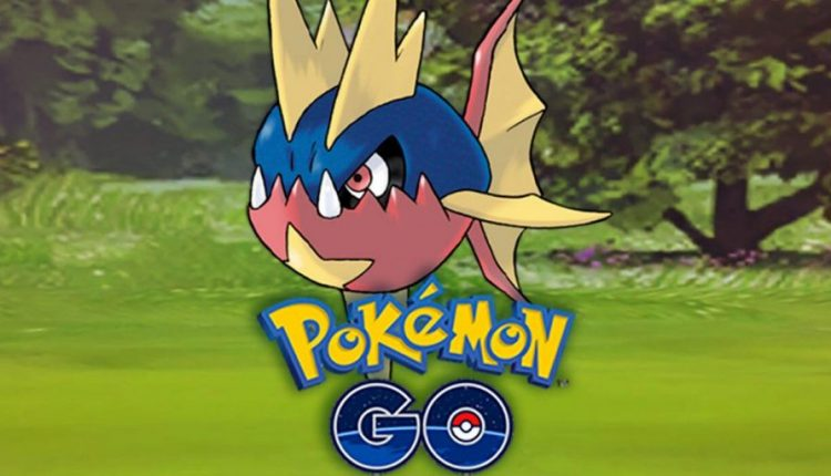 Pokemon GO Fans Upset After Broken Shiny Carvanha Spawn Rate