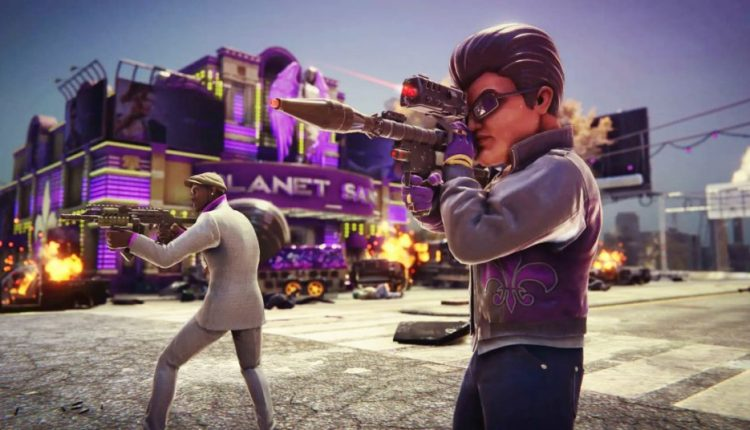 Saints Row: The Third Remastered Looks Nice But Feels Old In 2020