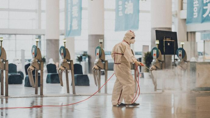 Singapore's Solubots unveils self-cleansing disinfecting robots