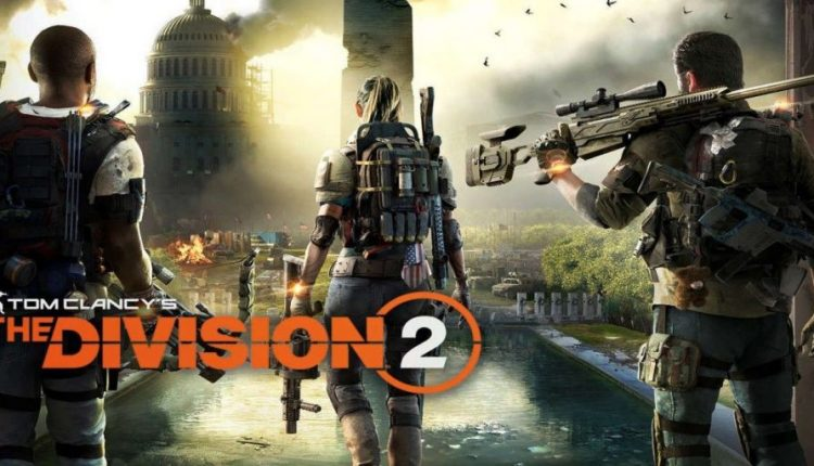 The Division 2 Leak Reveals Game-Changing Story Details