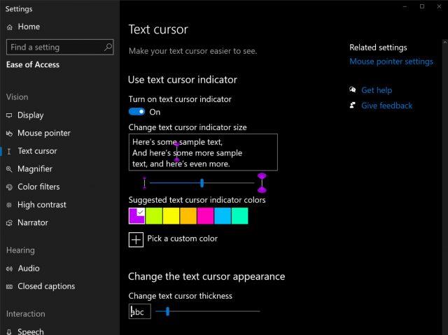 Windows10-Custom-Cursor