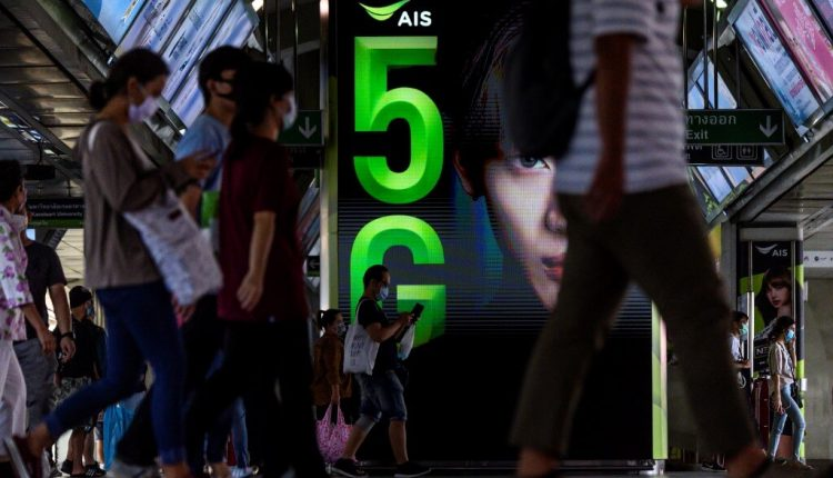 Thailand soars ahead with 5G rollout in Southeast Asia