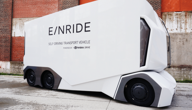 Intelligent Freight Mobility Platform for autonomous trucks
