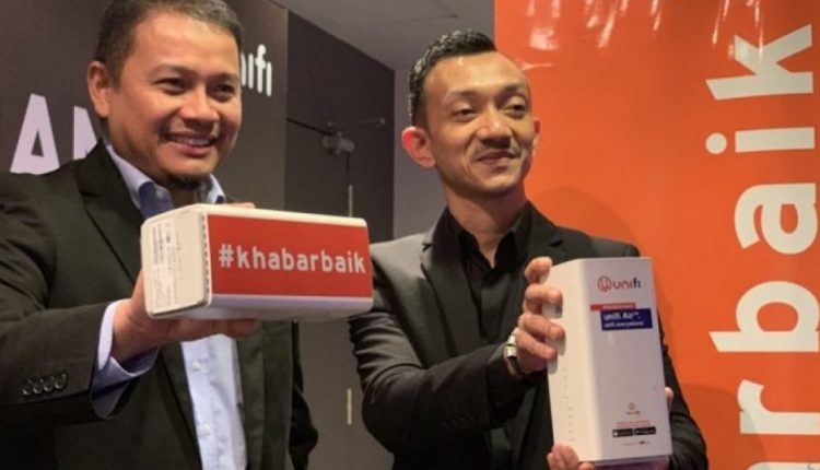 TM's Unifi Air broadband now bundled with a different 4G router