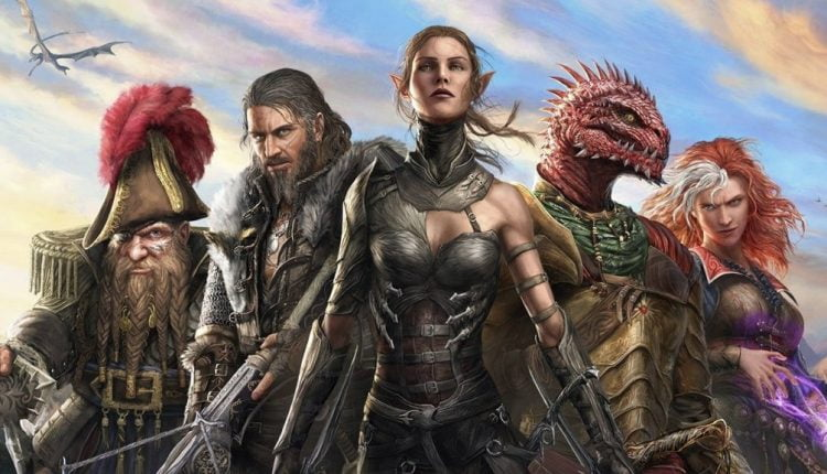 Divinity: Original Sin 2 Gets New Quests, New Items and a New Boss
