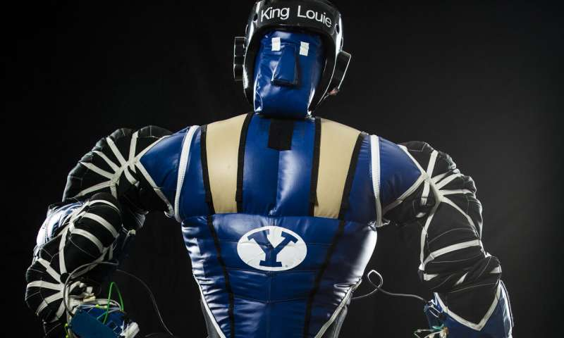 A new approach to control the stiffness and position of inflatable robots