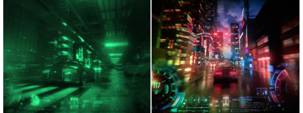 Facebook Holographic-optics