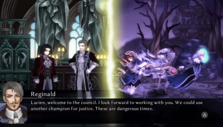 Fallen Legion Revenants Announced for PS4 and Nintendo Switch