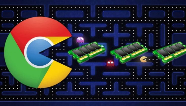 Google Chrome Won't Use All Your RAM Anymore