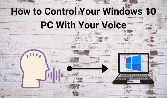 How To Control Your Windows 10 PC With Your Voice