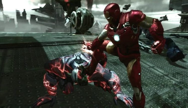 New Footage of Cancelled Avengers Game Emerges