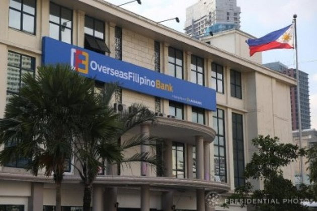 New digital-only Overseas Filipino Bank to operate without branches