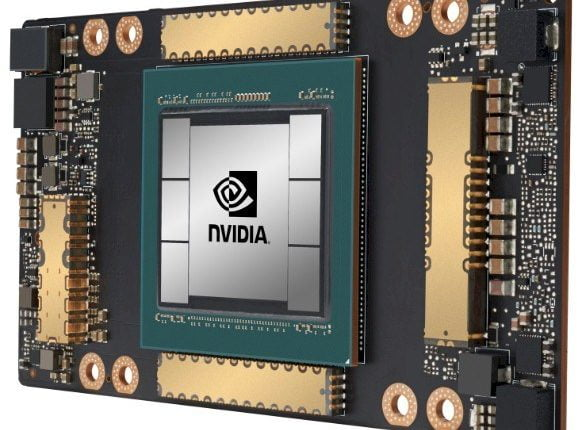 Nvidia's New DGX A100 Packs Record 5 Petaflops of AI Performance