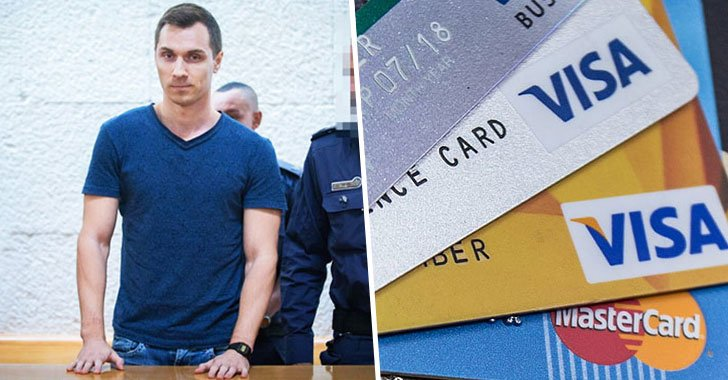 Russian Hacker Gets 9-Year Jail for Running Online Shop of Stolen Credit Cards