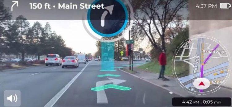 Samsung Works on VR Navigation Support For Drivers