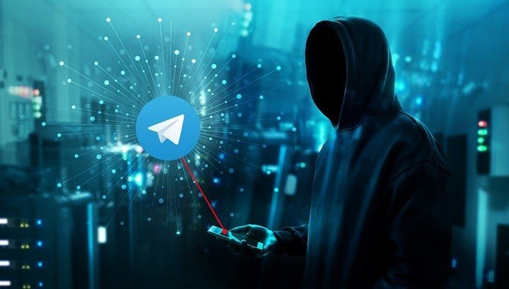 The database of millions of Telegram users on the Darknet