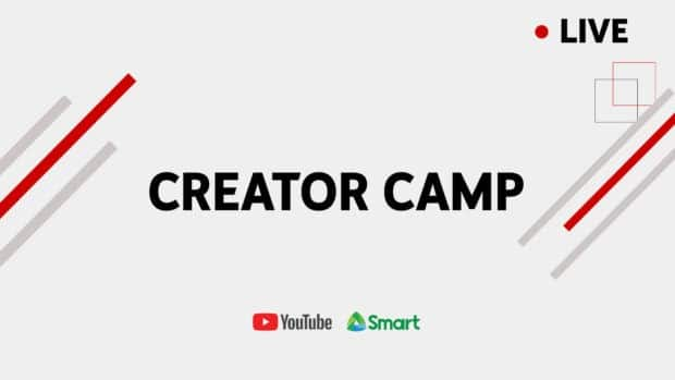 YouTube, Smart bring Creator Camp LIVE to help creators in Philippines