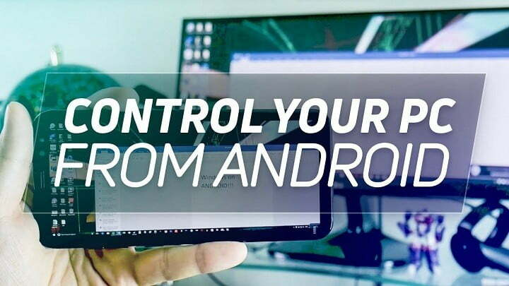 10 Best Android Apps To Control PC in 2020