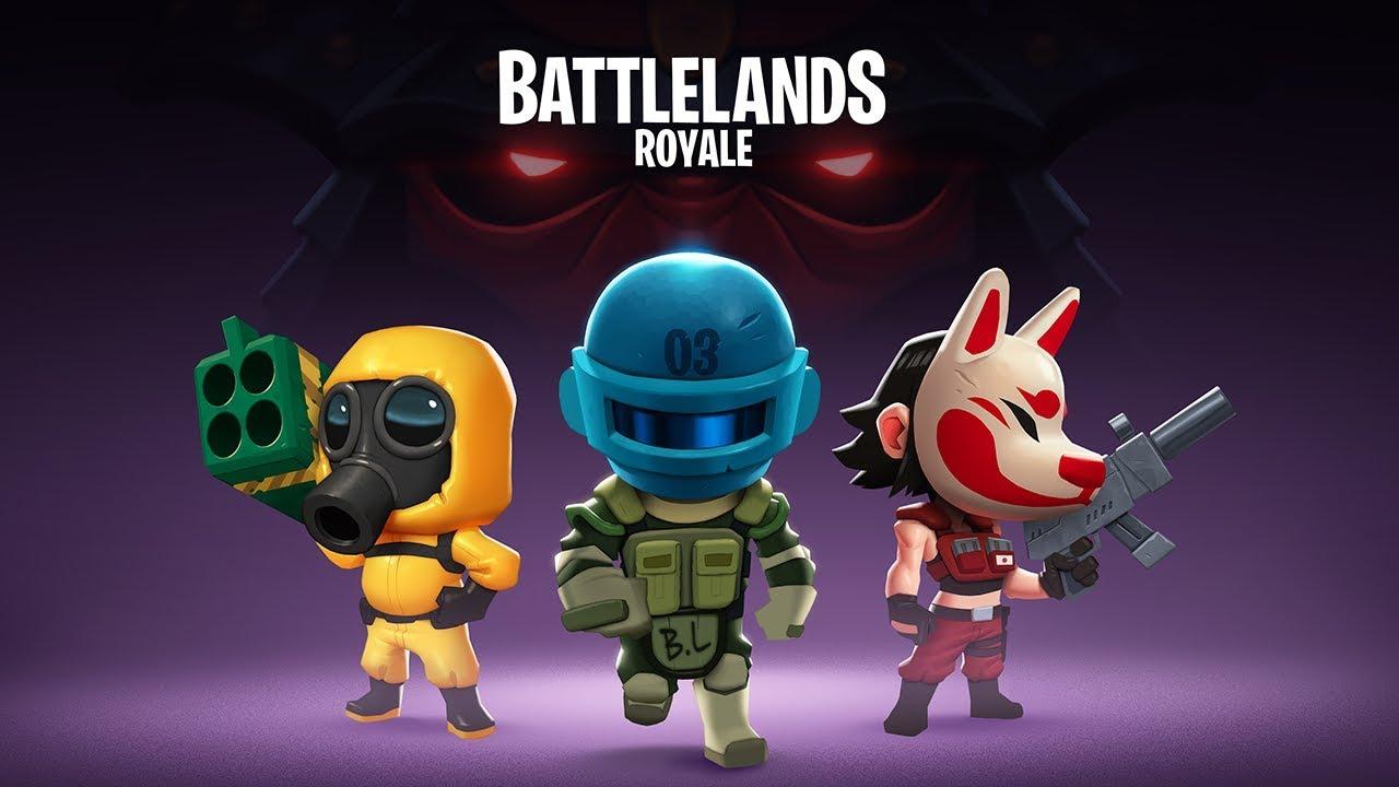 Battlelands Royale - YouTube