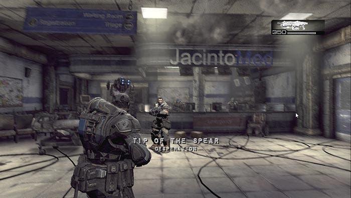 Xbox360 On Pc With Xenia Gow Ingame