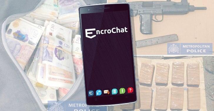 Police Arrested Hundreds of Criminals After Hacking Chat Network