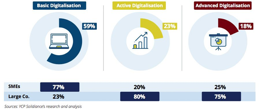 Digital maturity of Malaysian companies