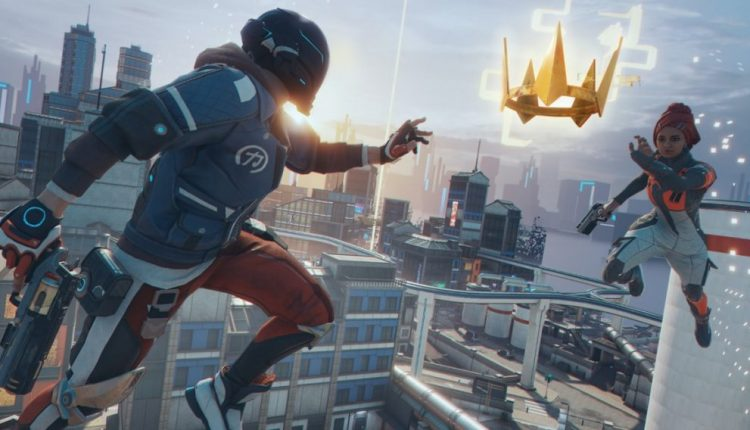 Ubisoft's Hyper Scape battle royale enters open beta