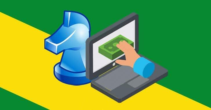 4 Dangerous Brazilian Banking Trojans Now Trying to RobUsers Worldwide