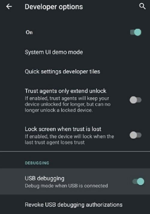 How To Enable The Hidden Screen Recorder In Android 10 Usb Debugging