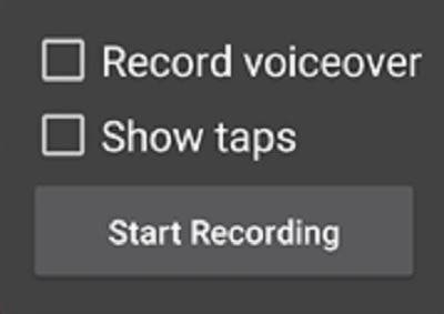 How To Enable The Hidden Screen Recorder In Android 10 Screenshot Options