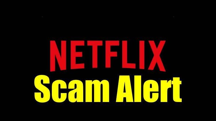 New Phishing Scam Takes Users To Fake Netflix Site