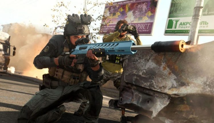 200 Players Isn't Too Many For Call Of Duty's Warzone