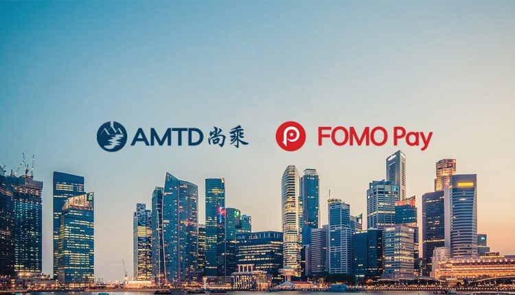 AMTD Digital Continues Acquisition Spree in Singapore with FOMO Pay