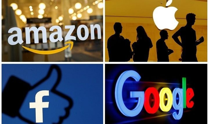 Amazon, Apple, Facebook, Google Will Testify Before Congress