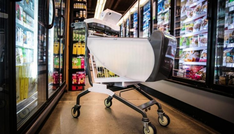 Amazon's new smart grocery cart is just another step to cashierless future