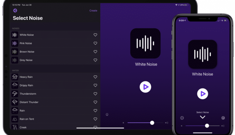Ambient Sound App Dark Noise Gets New Sounds in a New Update
