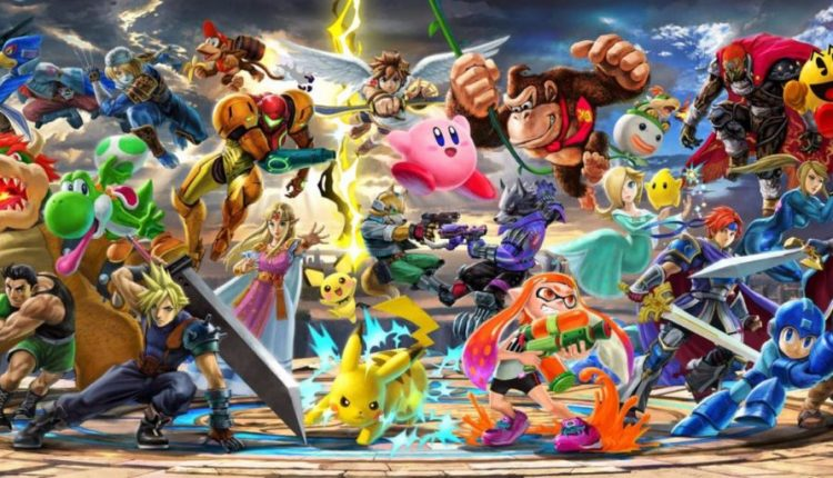 Another Big Smash Bros Tournament Has Been Canceled